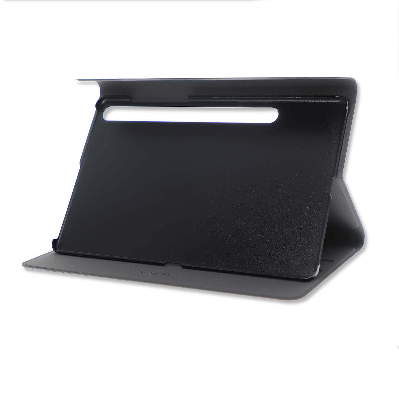 4smarts Flip Case DailyBiz — кожен калъф с магнитно захващане за Samsung Galaxy Tab S6 (черен) - 2