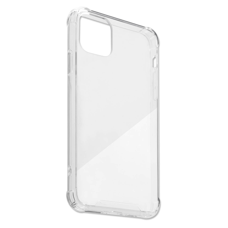 4smarts Hard Cover Ibiza — хибриден удароустойчив кейс за iPhone 11 Pro Max (прозрачен) - 5