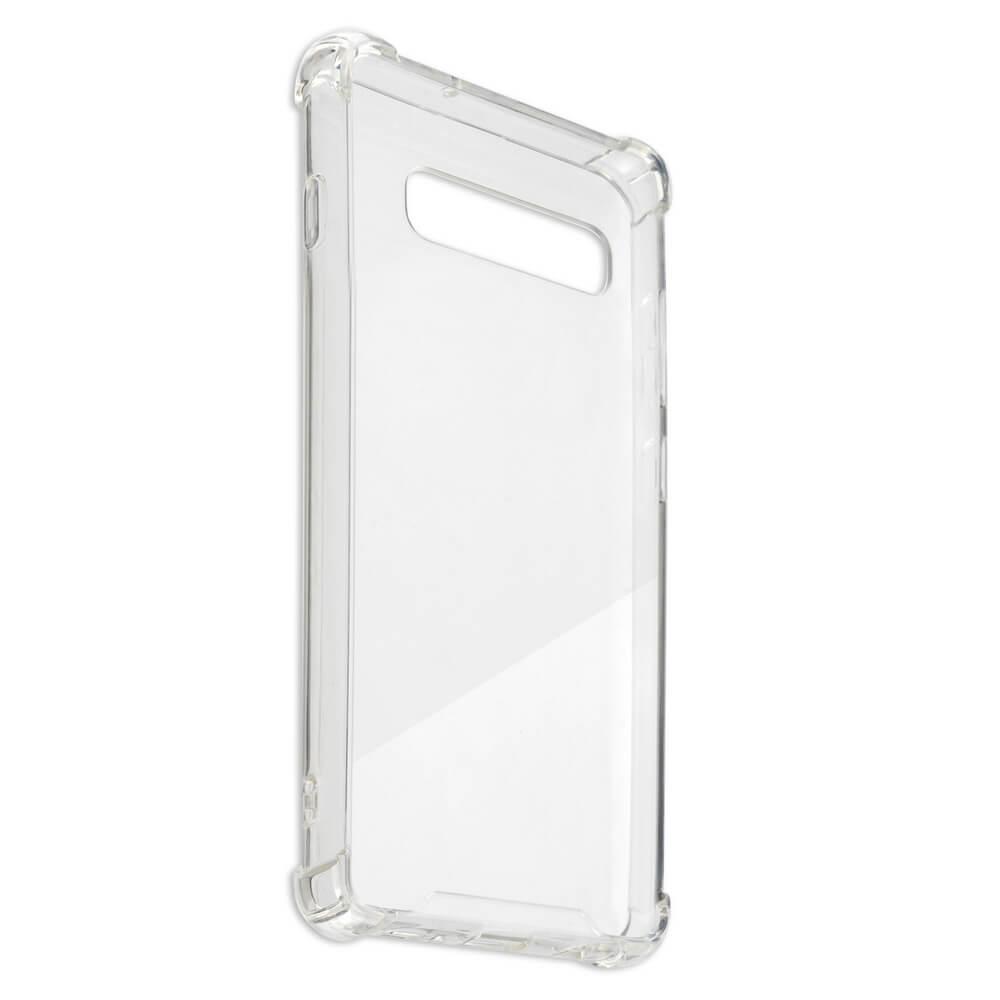 4smarts Hard Cover Ibiza — хибриден удароустойчив кейс за Samsung Galaxy Note 10, Note 10 5G (прозрачен) - 3