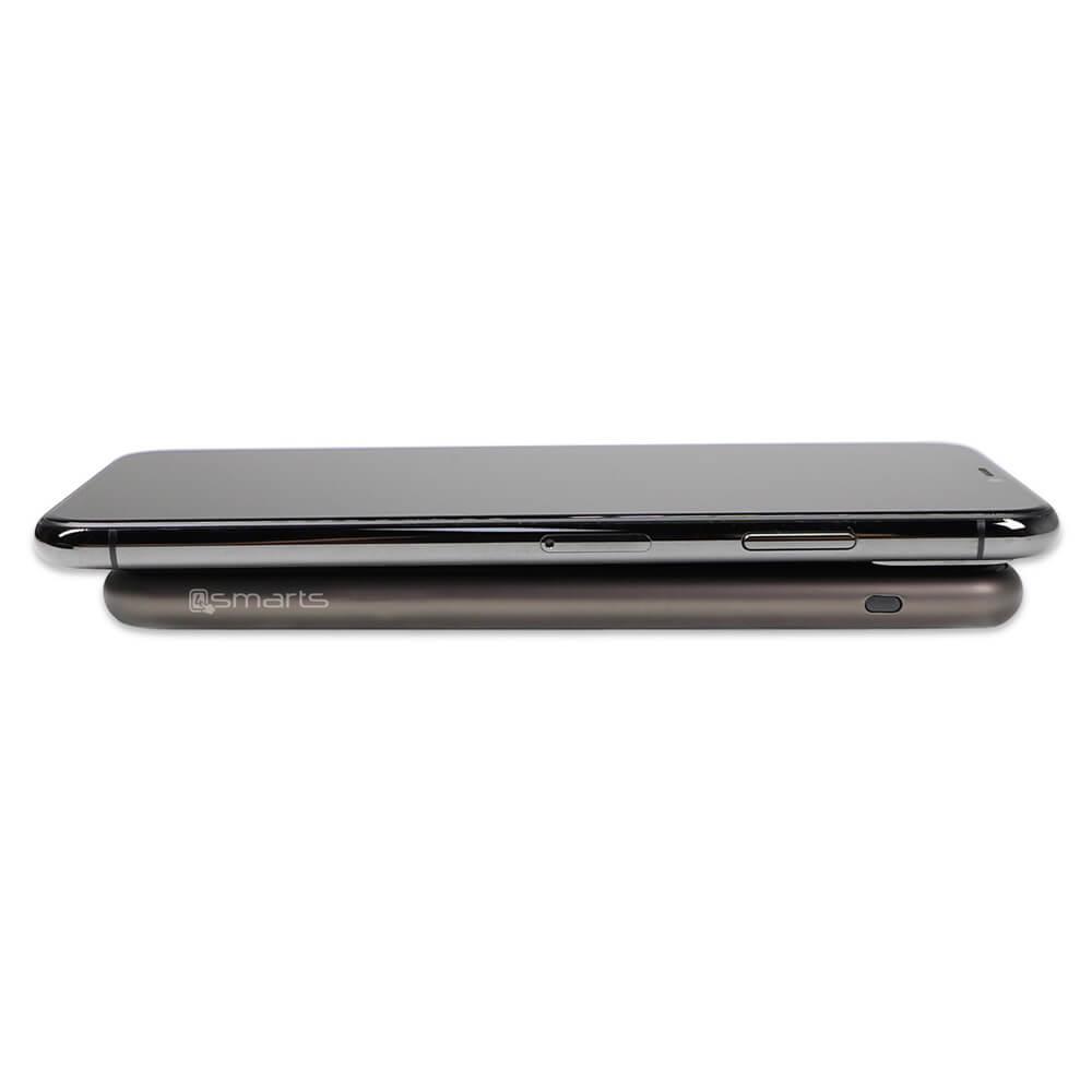 4smarts Inductive Fast Charger VoltBeam Pro 10W — поставка (пад) за безжично захранване за QI съвместими устройства (черен) - 2