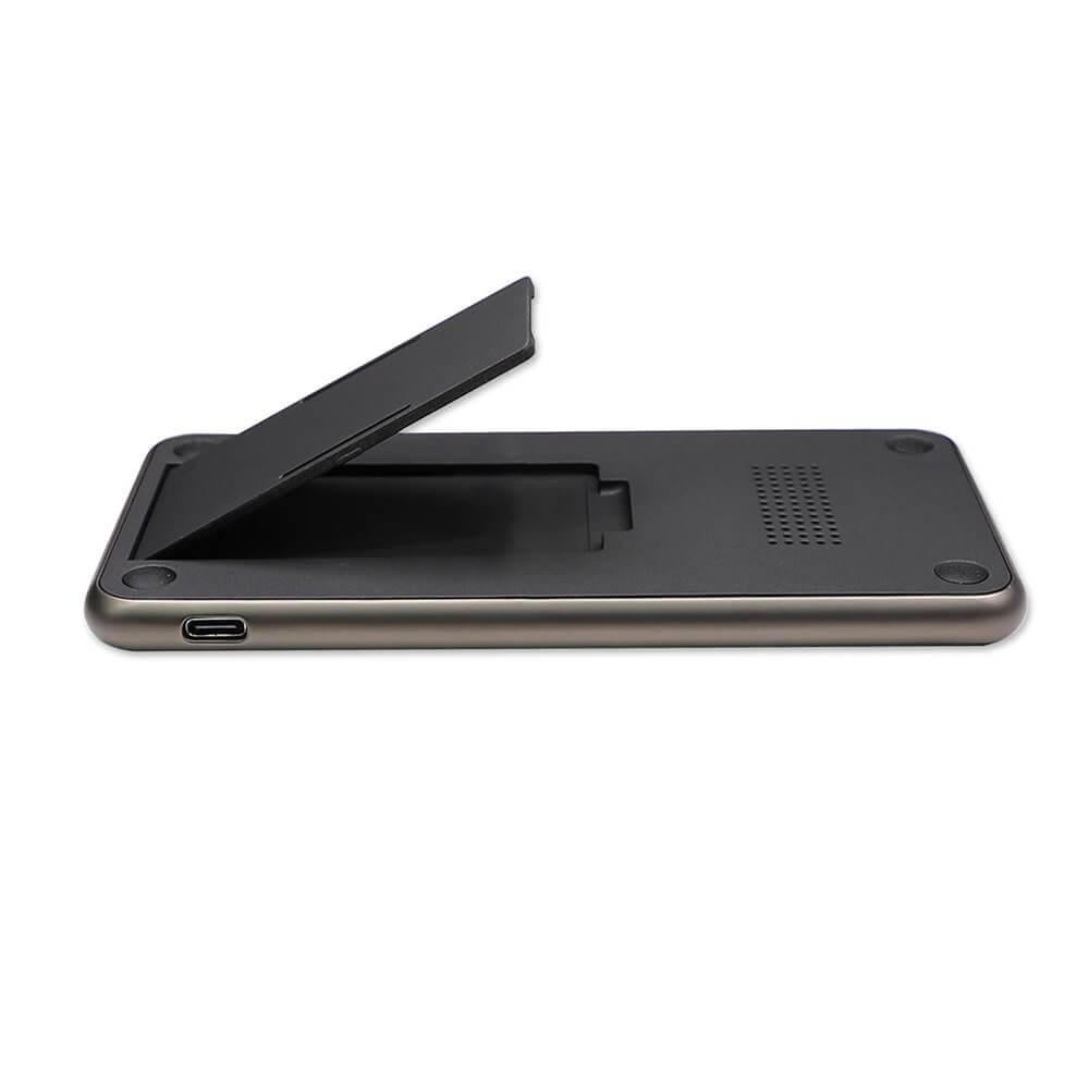 4smarts Inductive Fast Charger VoltBeam Pro 10W — поставка (пад) за безжично захранване за QI съвместими устройства (черен) - 4