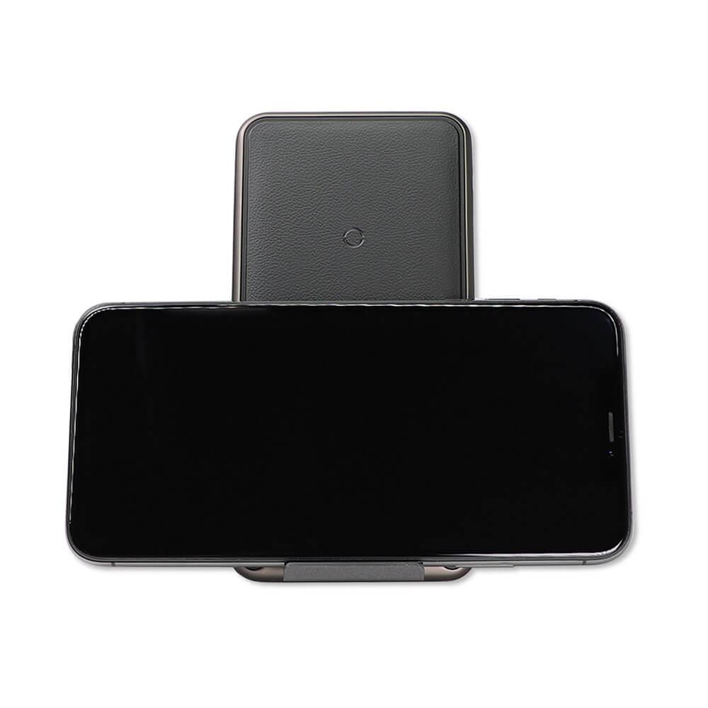 4smarts Inductive Fast Charger VoltBeam Pro 10W — поставка (пад) за безжично захранване за QI съвместими устройства (черен) - 5