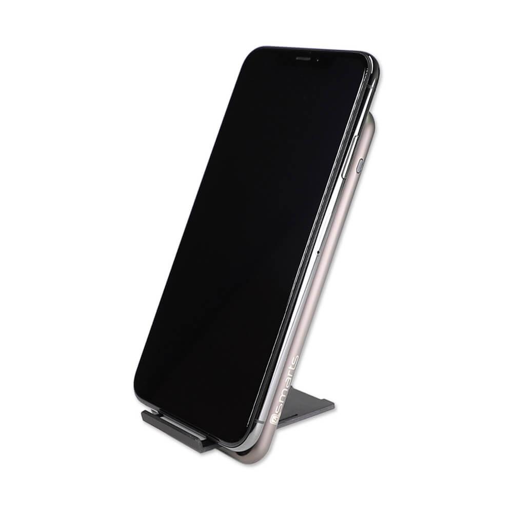 4smarts Inductive Fast Charger VoltBeam Pro 10W — поставка (пад) за безжично захранване за QI съвместими устройства (черен) - 3