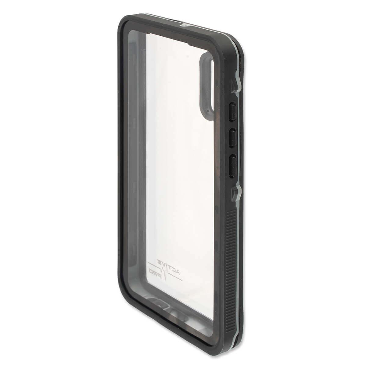 4smarts Rugged Case Active Pro STARK — ударо и водоустойчив калъф за Huawei P30 (черен) - 4