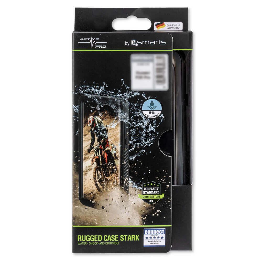 4smarts Rugged Case Active Pro STARK — ударо и водоустойчив калъф за Huawei P30 Pro (черен) - 5
