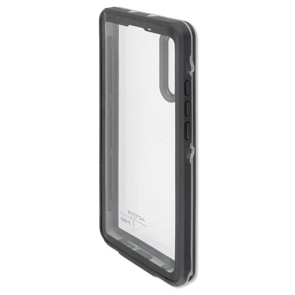 4smarts Rugged Case Active Pro STARK — ударо и водоустойчив калъф за Huawei P30 Pro (черен) - 2