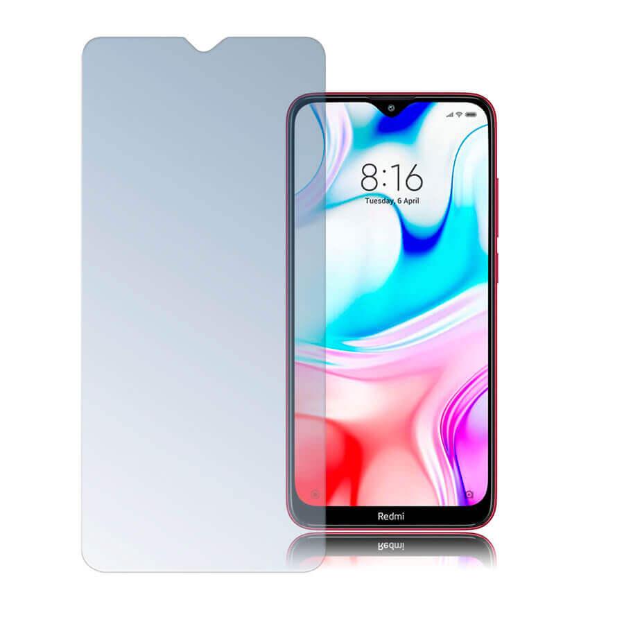 4smarts Second Glass 2D Limited Cover — калено стъклено защитно покритие за дисплея на Xiaomi Redmi 8 (прозрачен) - 1