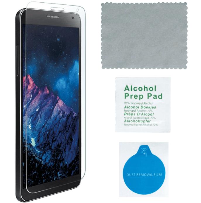 4smarts Second Glass — калено стъклено защитно покритие за дисплея на iPhone 11 Pro Max, iPhone XS Max (прозрачен) - 3