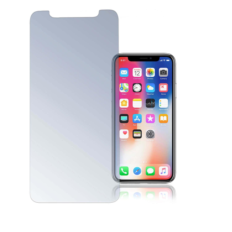 4smarts Second Glass — калено стъклено защитно покритие за дисплея на iPhone 11 Pro Max, iPhone XS Max (прозрачен) - 1