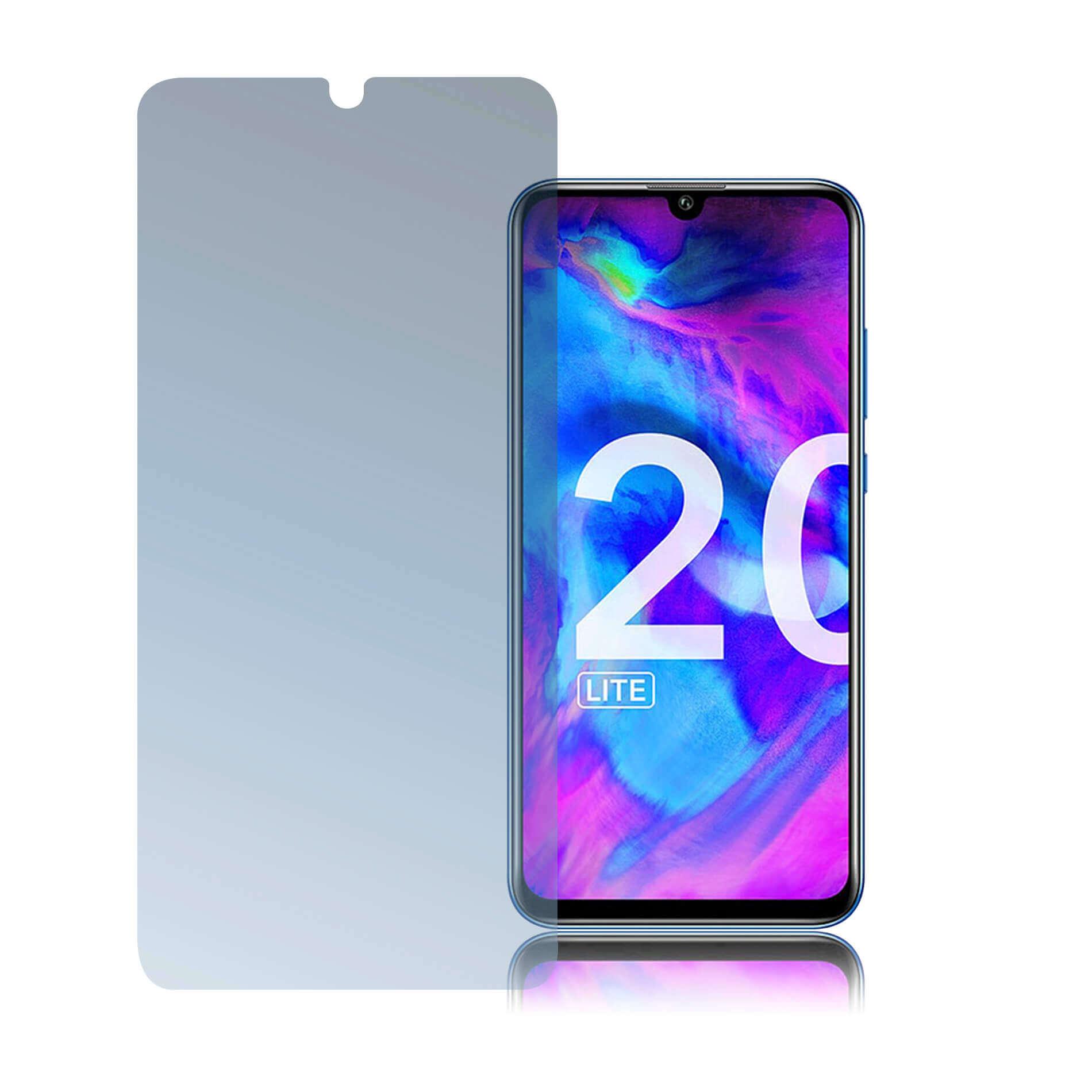 4smarts Second Glass Limited Cover — калено стъклено защитно покритие за дисплея на Huawei Honor 20 Lite (прозрачен) - 1