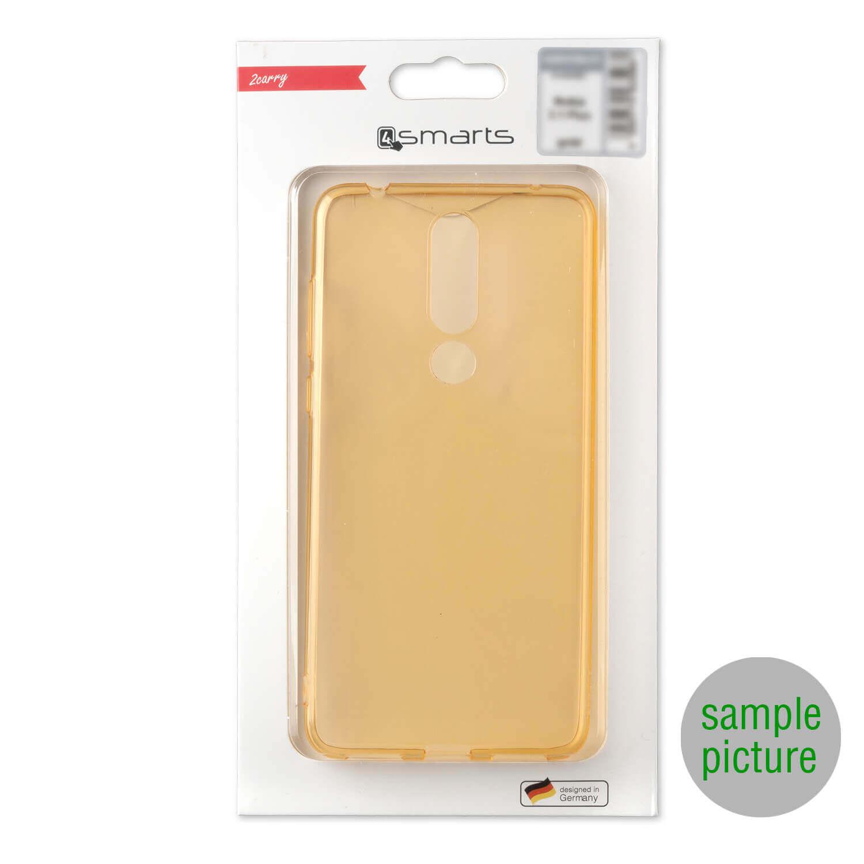 4smarts Soft Cover Invisible Slim — тънък силиконов кейс за Huawei P Smart Z (зелен) (bulk) - 3