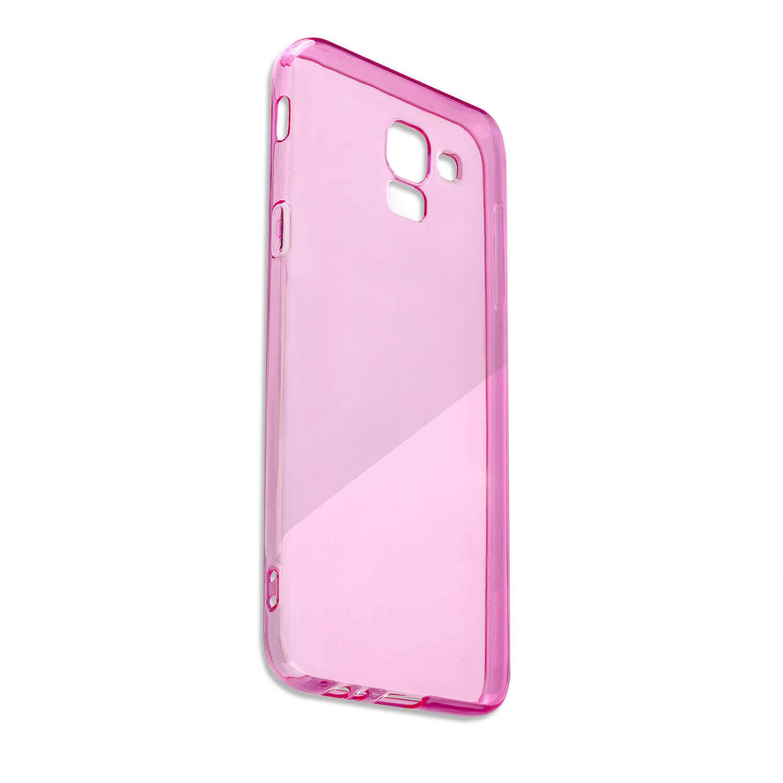 4smarts Soft Cover Invisible Slim — тънък силиконов кейс за Samsung Galaxy A10 (лилав) (bulk) - 3