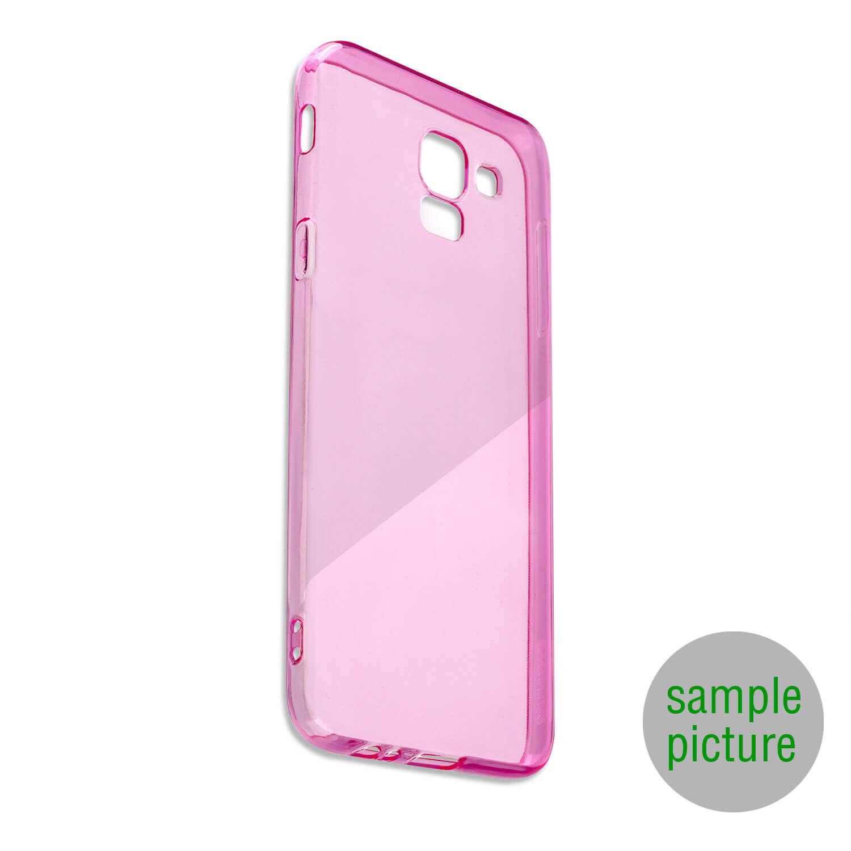 4smarts Soft Cover Invisible Slim — тънък силиконов кейс за Samsung Galaxy A10 (лилав) (bulk) - 4