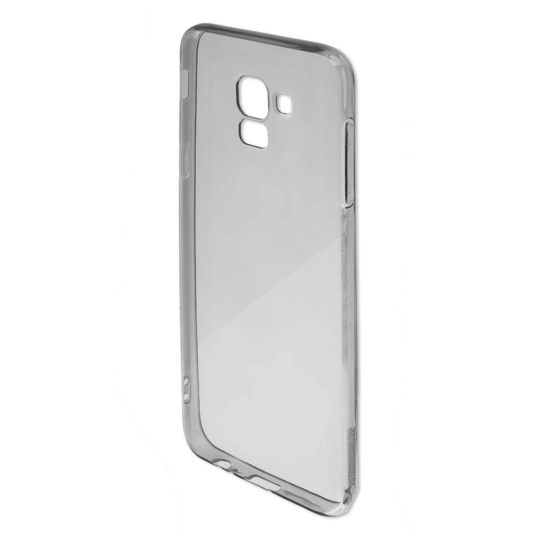 4smarts Soft Cover Invisible Slim — тънък силиконов кейс за Samsung Galaxy A30s (черен) (bulk) - 3
