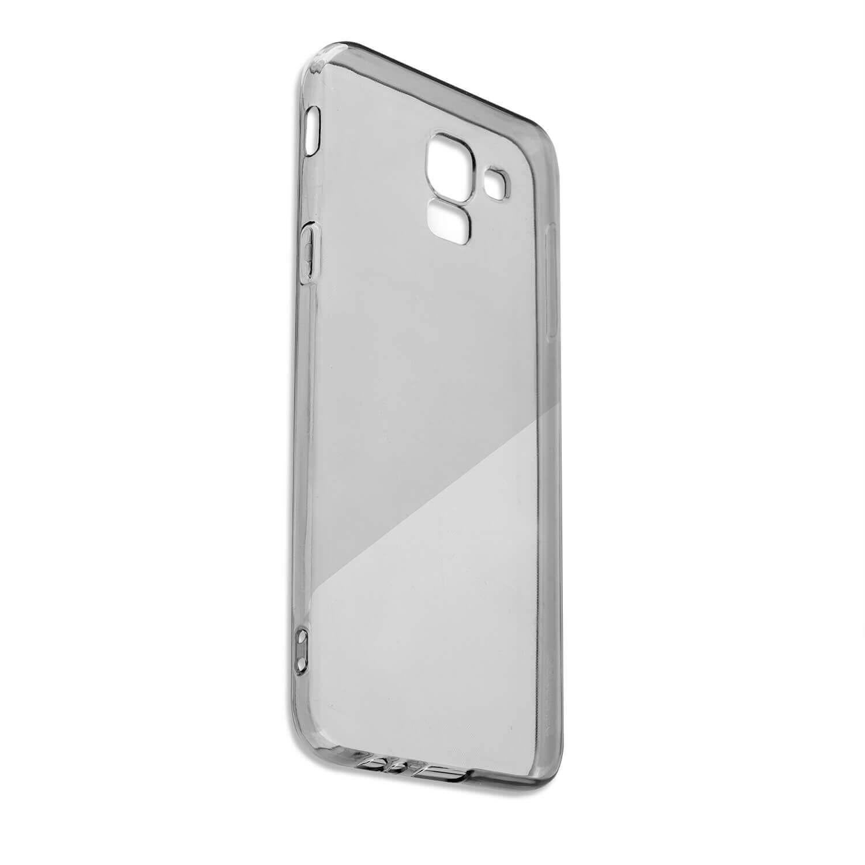 4smarts Soft Cover Invisible Slim — тънък силиконов кейс за Samsung Galaxy A30s (черен) (bulk) - 4