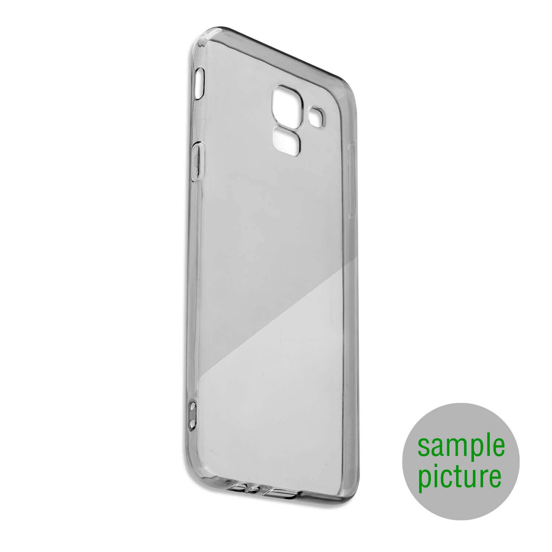 4smarts Soft Cover Invisible Slim — тънък силиконов кейс за Samsung Galaxy A30s (черен) (bulk) - 1