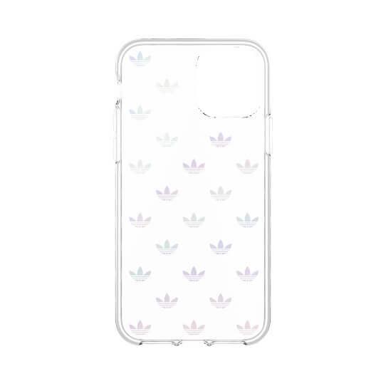 Adidas Originals Entry Snap Case — удароустойчив хибриден кейс за iPhone 11 Pro (прозрачен) - 2