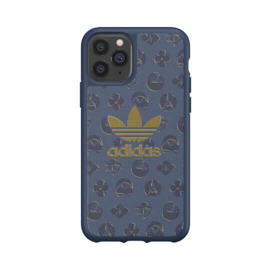 Adidas Originals Shibori Snap Case — удароустойчив хибриден кейс за iPhone 11 Pro (син) - 2