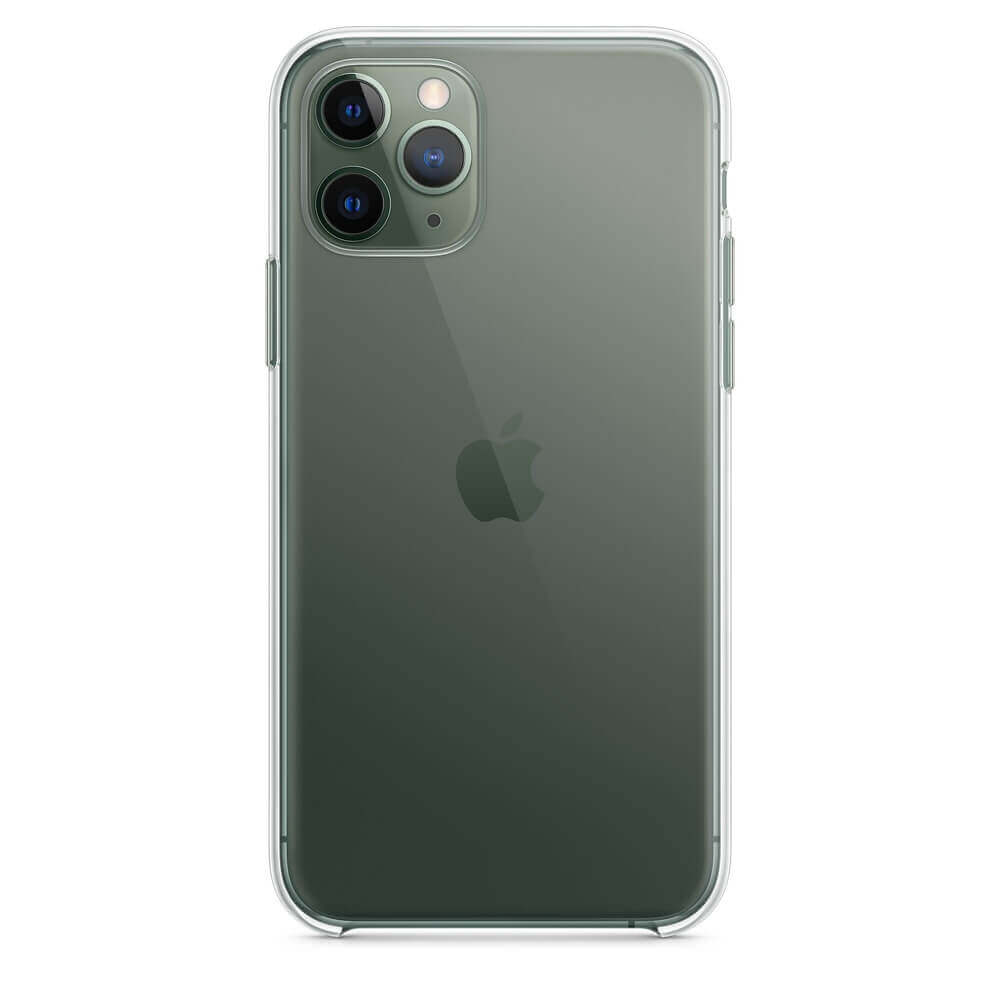 Apple Clear Case — оригинален кейс за iPhone 11 Pro Max (прозрачен) - 1