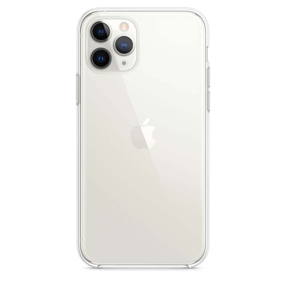 Apple Clear Case — оригинален кейс за iPhone 11 Pro Max (прозрачен) - 5