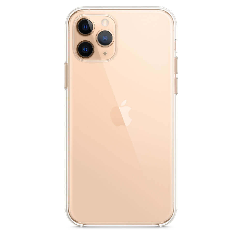Apple Clear Case — оригинален кейс за iPhone 11 Pro Max (прозрачен) - 2