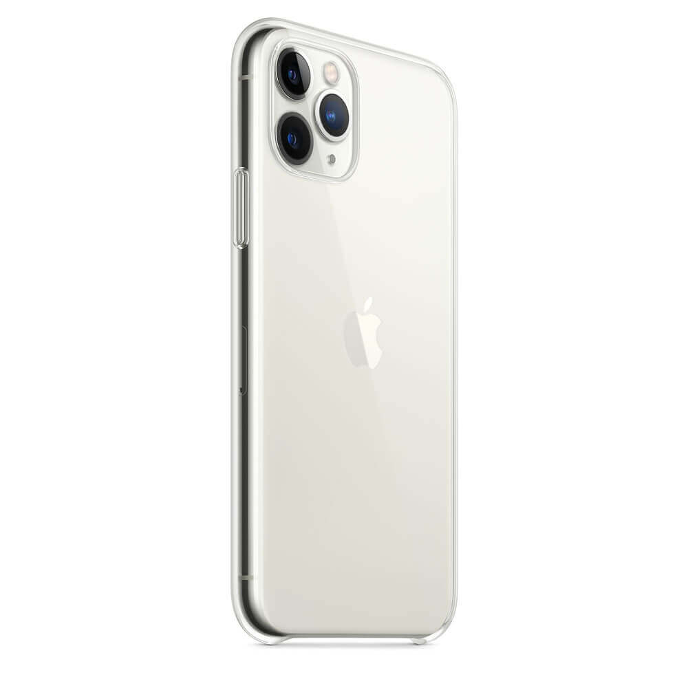Apple Clear Case — оригинален кейс за iPhone 11 Pro Max (прозрачен) - 3
