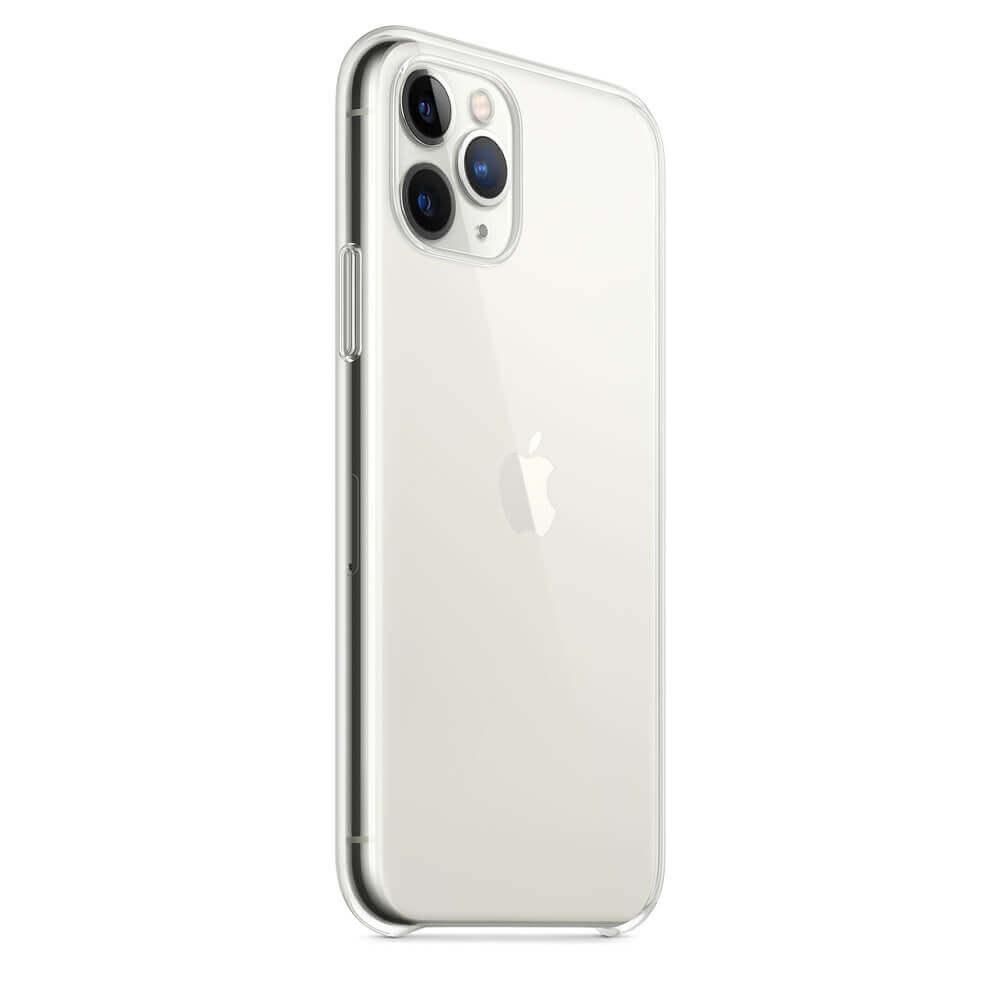 Apple Clear Case — оригинален кейс за iPhone 11 Pro (прозрачен) - 4
