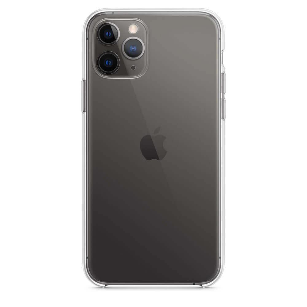 Apple Clear Case — оригинален кейс за iPhone 11 Pro (прозрачен) - 2