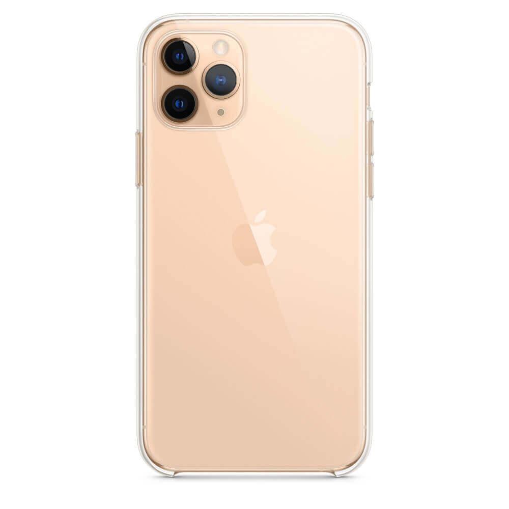 Apple Clear Case — оригинален кейс за iPhone 11 Pro (прозрачен) - 3