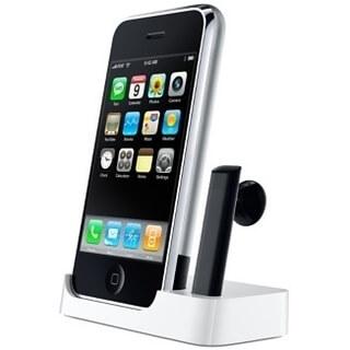 Apple Dual Dock за iPhone 4/iPhone 1G и Apple Bluetooth Headset (bulk) - 1