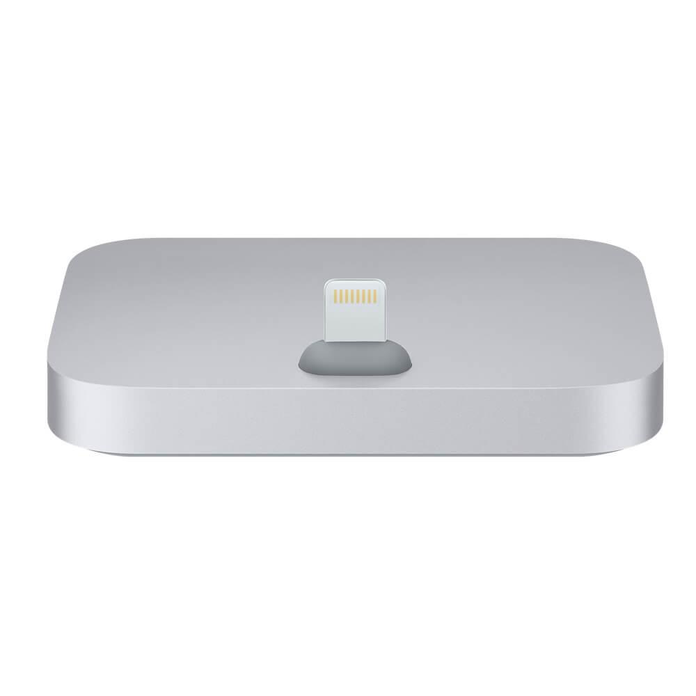 Apple iPhone Lightning Dock — оригинална универсална док станция за iPhone и iPod с Lightning (тъмносив) - 5