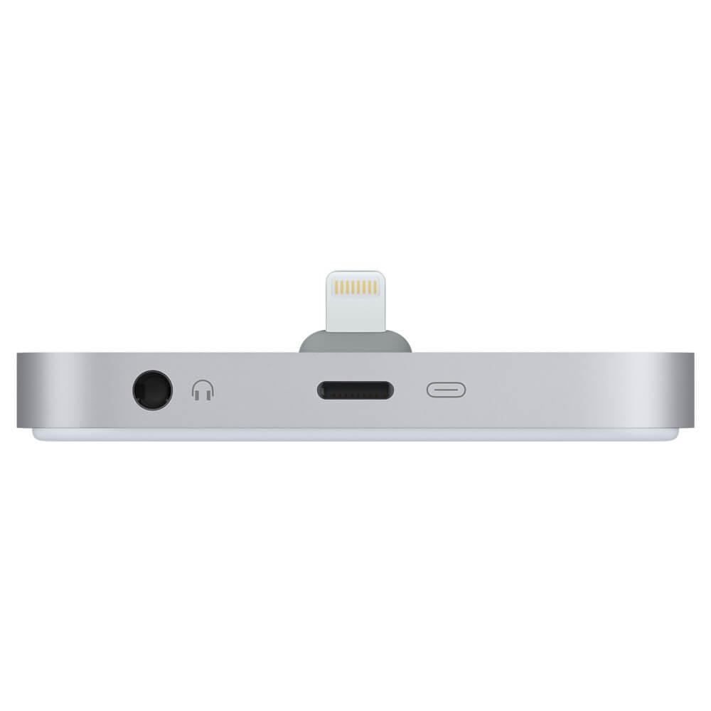 Apple iPhone Lightning Dock — оригинална универсална док станция за iPhone и iPod с Lightning (тъмносив) - 2