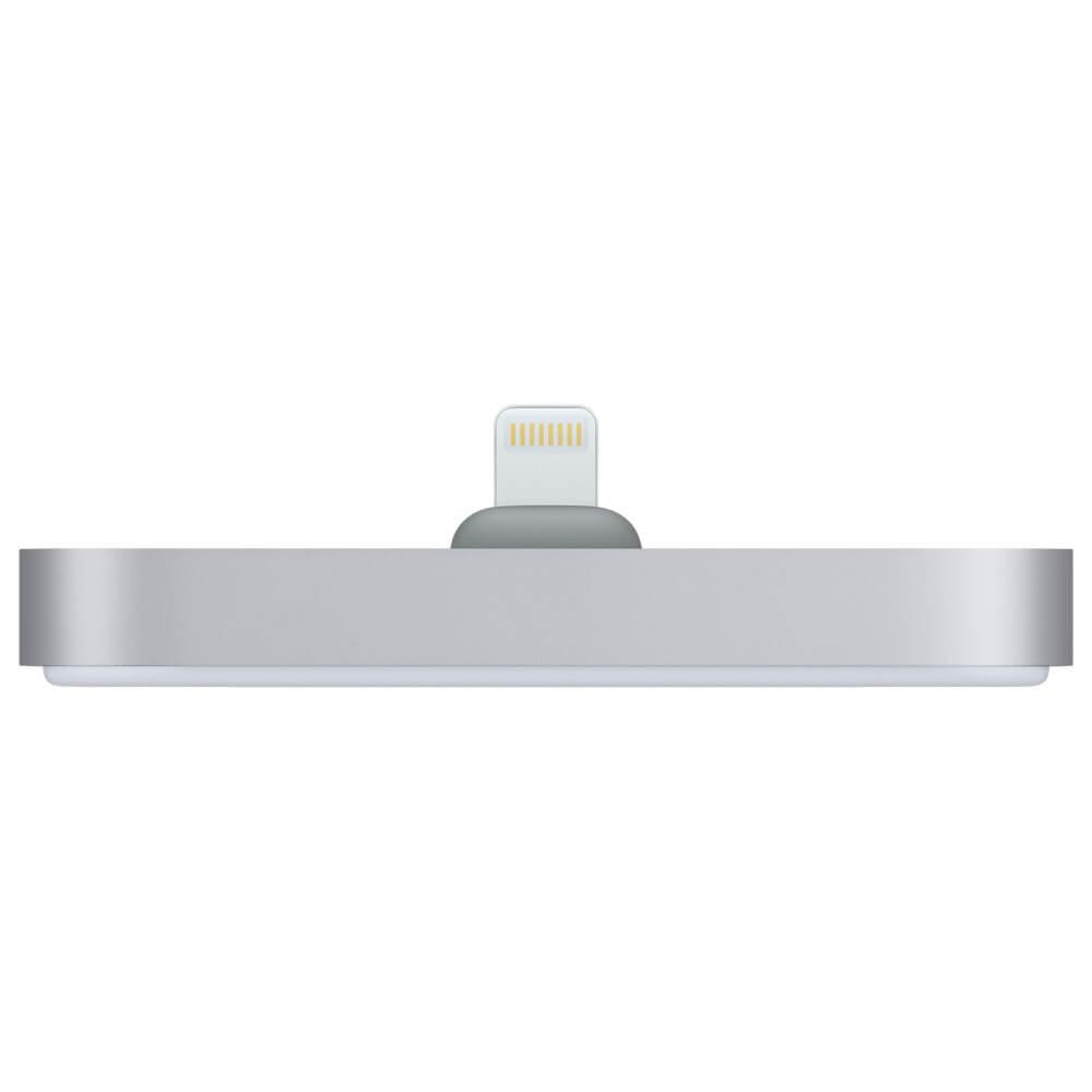 Apple iPhone Lightning Dock — оригинална универсална док станция за iPhone и iPod с Lightning (тъмносив) - 3