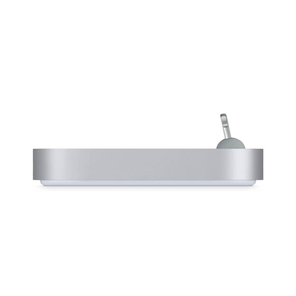 Apple iPhone Lightning Dock — оригинална универсална док станция за iPhone и iPod с Lightning (тъмносив) - 4
