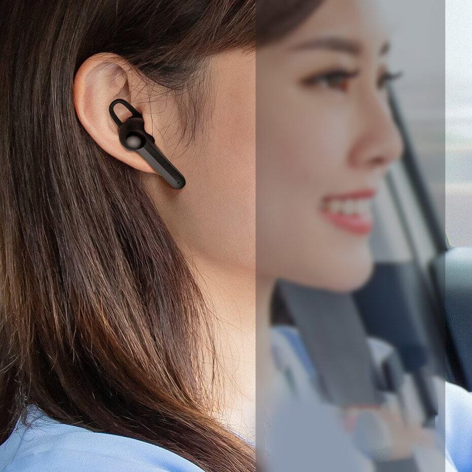 Baseus Encok A05 In-Ear Bluetooth Earphone - безжична блутут слушалка за мобилни устройства (черен) - 5
