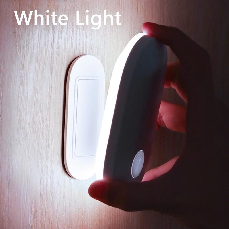 Baseus Sunshine Series Human Body Induction Entrance Light — нощна LED лампа (бяла светлина) - 2