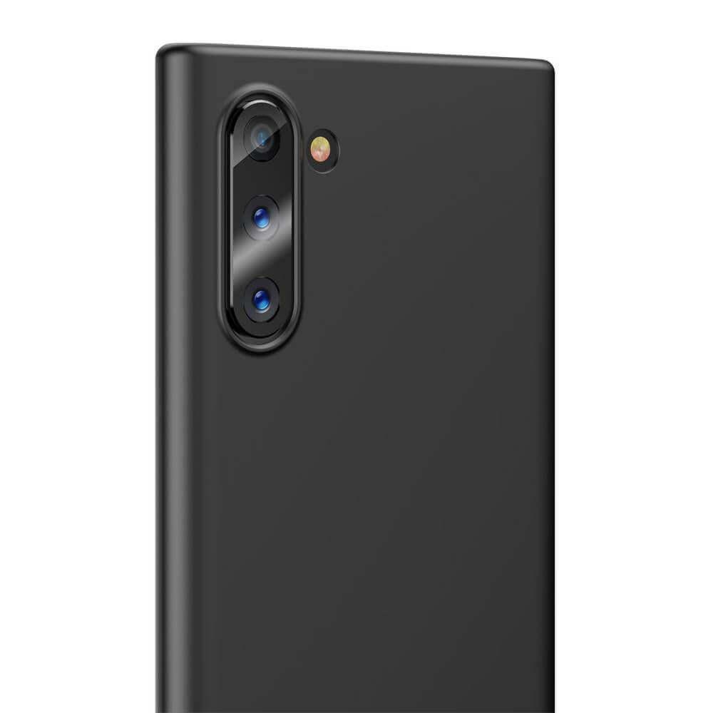 Baseus Wing case — тънък полипропиленов кейс (0.45 mm) за Samsung Galaxy Note 10 (черен) - 3