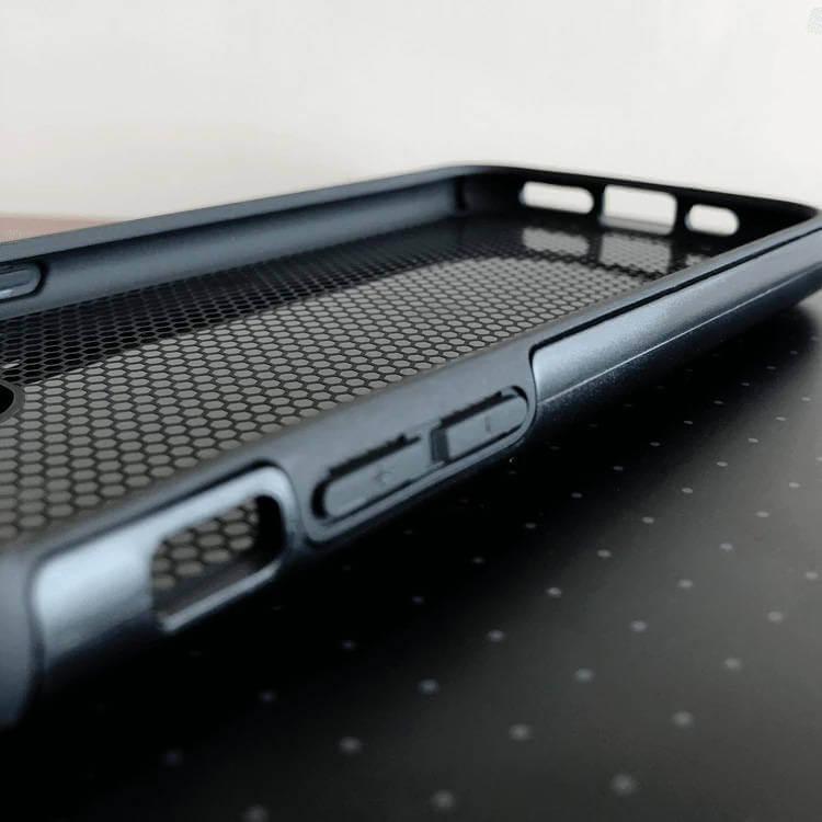 Bling My Thing Milky Way Nacre Swarovski — хибриден удароустойчив кейс с кристали Cваровски за iPhone 11 Pro Max (черен) - 5