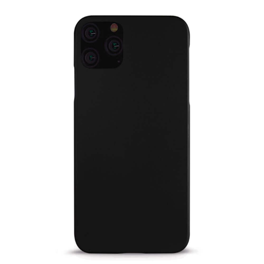 Case FortyFour No.3 Case — поликарбонатов кейс за iPhone 11 Pro Max (черен) - 1