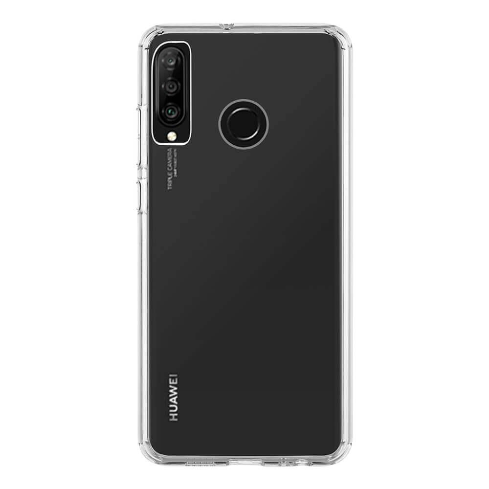 CaseMate Tough Case — кейс с висока защита за Huawei P30 Lite (прозрачен) - 1