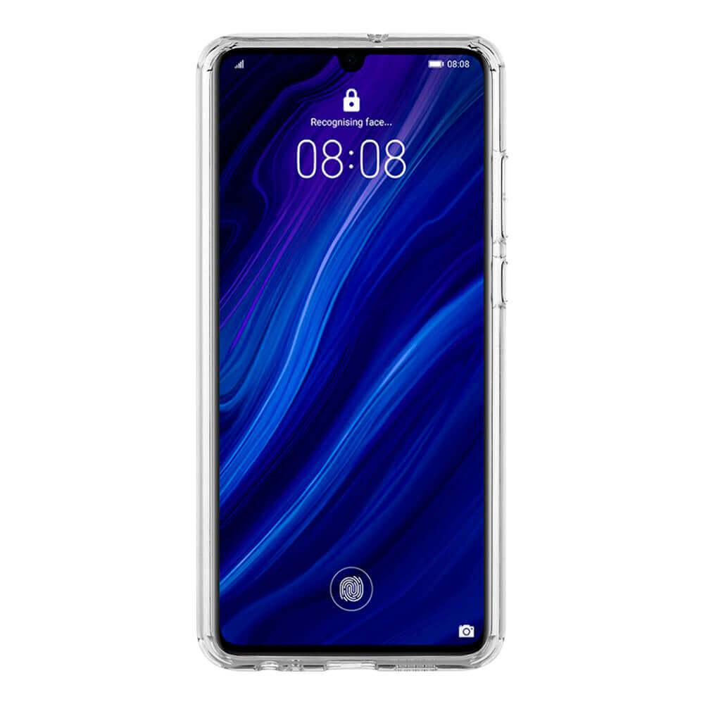 CaseMate Tough Case — кейс с висока защита за Huawei P30 Lite (прозрачен) - 4