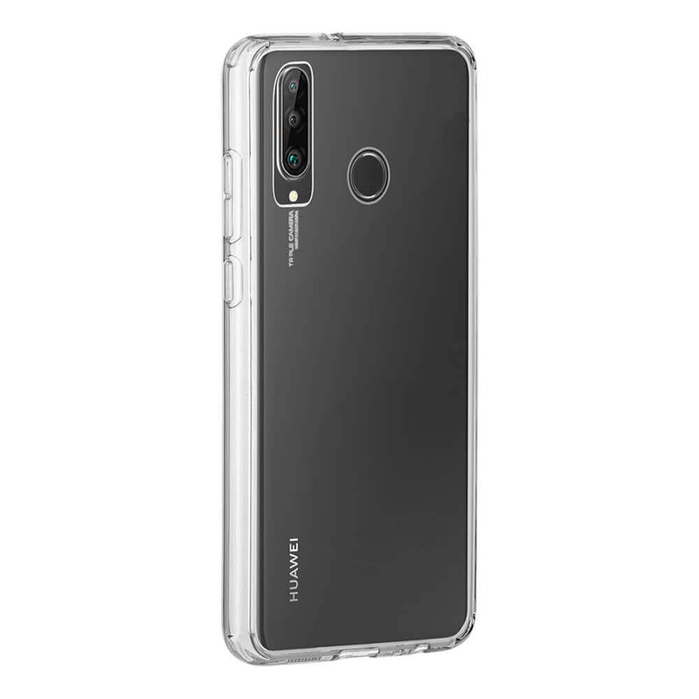 CaseMate Tough Case — кейс с висока защита за Huawei P30 Lite (прозрачен) - 2