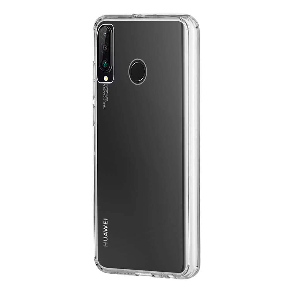 CaseMate Tough Case — кейс с висока защита за Huawei P30 Lite (прозрачен) - 5
