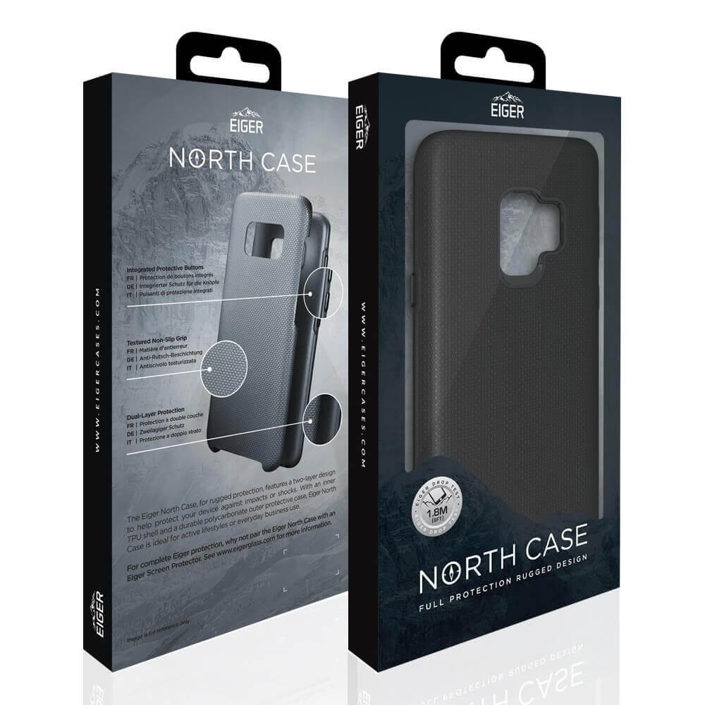 Eiger North Case — хибриден удароустойчив кейс за Huawei P30 Lite - 1