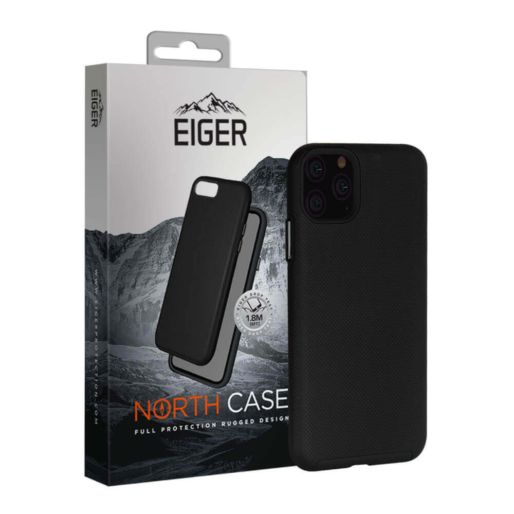 Eiger North Case — хибриден удароустойчив кейс за iPhone 11 Pro - 1