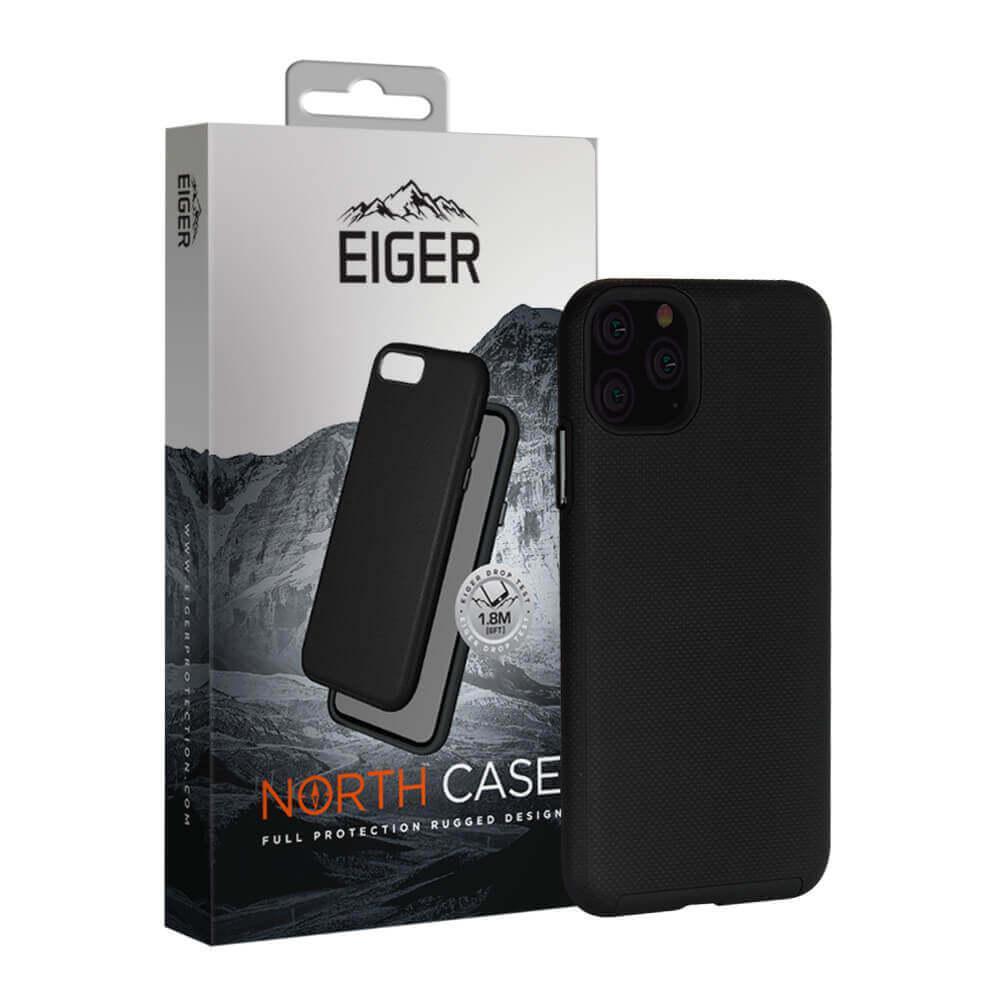 Eiger North Case — хибриден удароустойчив кейс за iPhone 11 Pro Max - 1