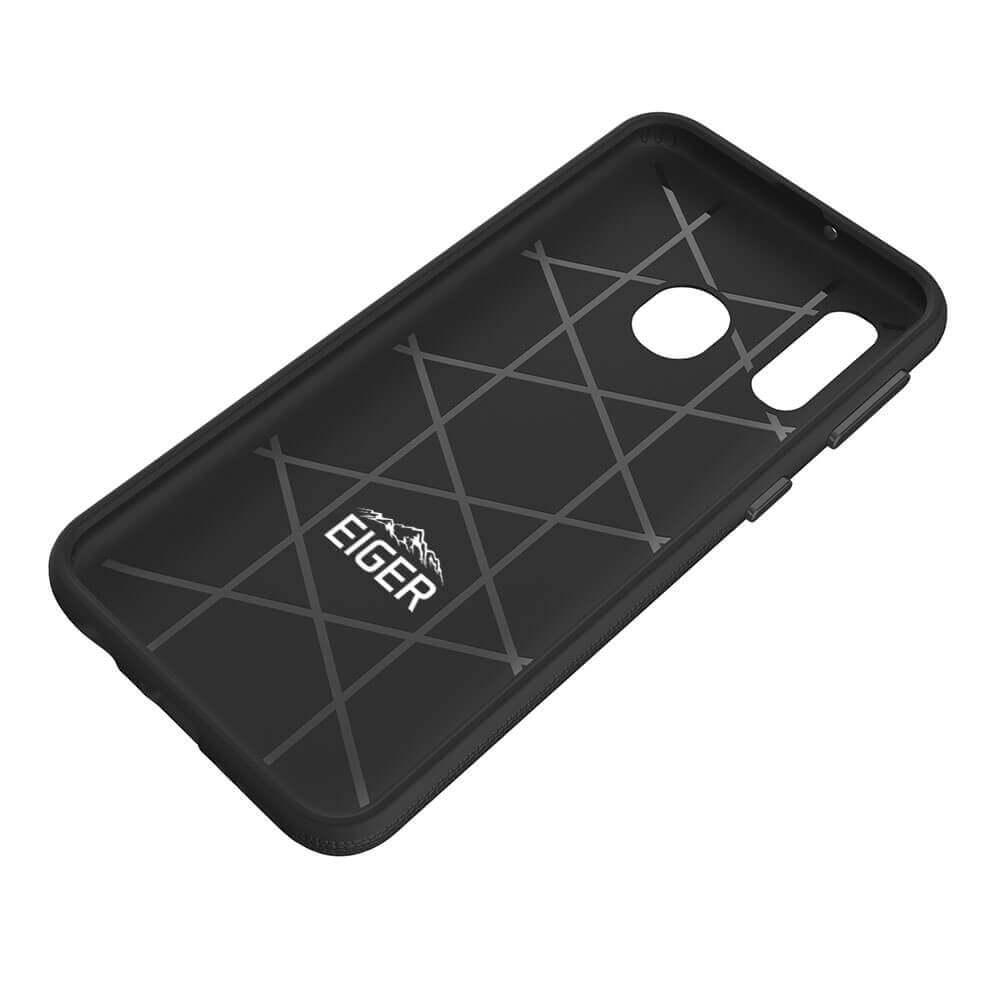 Eiger North Case — хибриден удароустойчив кейс за Samsung Galaxy A40 - 4