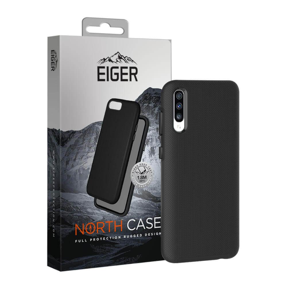 Eiger North Case — хибриден удароустойчив кейс за Samsung Galaxy A50 - 1