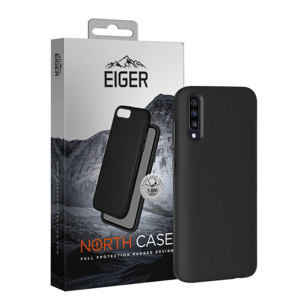 Eiger North Case — хибриден удароустойчив кейс за Samsung Galaxy A70 - 1