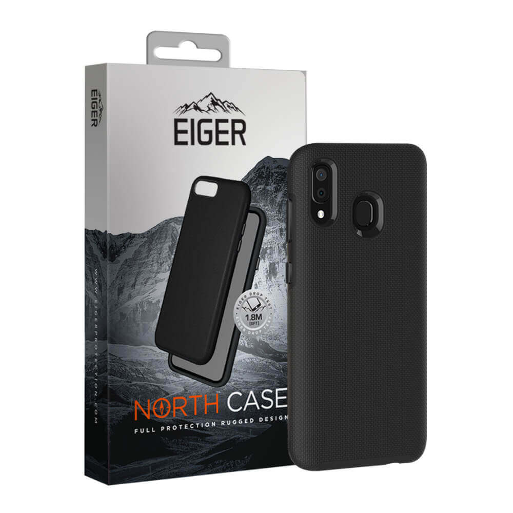 Eiger North Case — хибриден удароустойчив кейс за Samsung Galaxy Note 10 Plus - 1